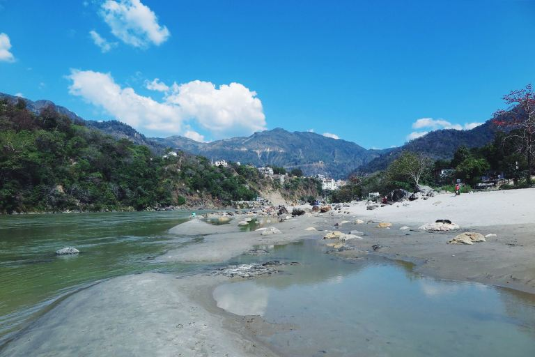 The great Himalayan mountains | Rishikesh, India