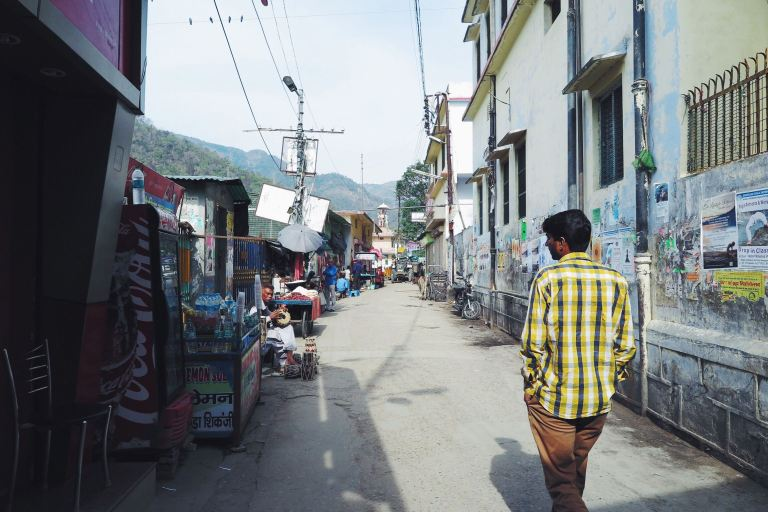 Afternoon stroll | Rishikesh, India
