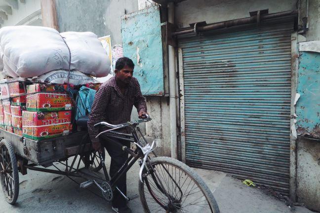 Bicycle work | Amritsar, India