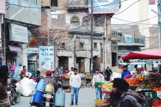 Street life | Amritsar, India