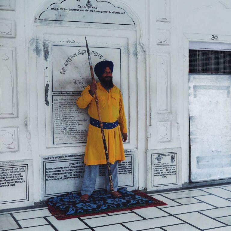 Guard | Amritsar, India