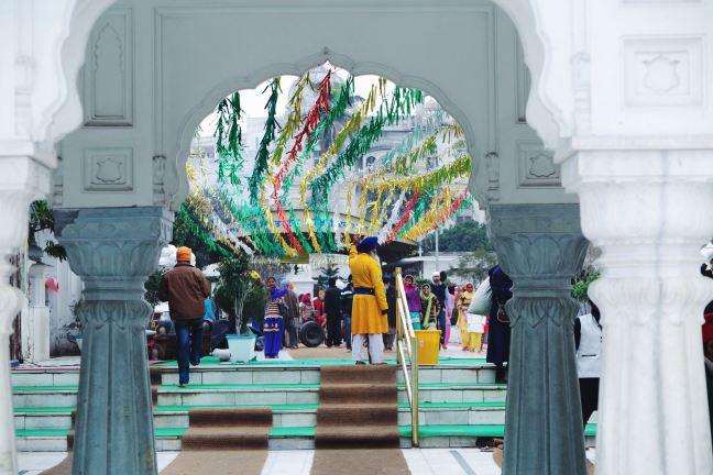 Color break | Amritsar, India