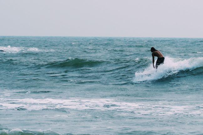 Walk on water | Goa, India