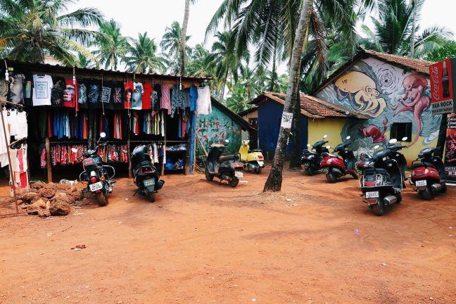 Local color | Goa, India