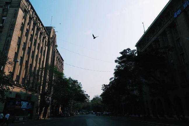 Passing through | Mumbai, India